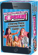 Bachelorette Party Exposed A Daring Photo Scavenger Hunt...